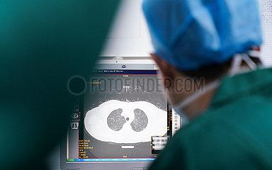 CHINA-FUJIAN-CORONAVIRUS-HOSPITAL MEDICAL-WORKERS (CN)