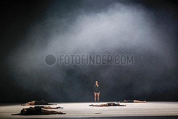 Oper Leipzig Ballettabend Lamento