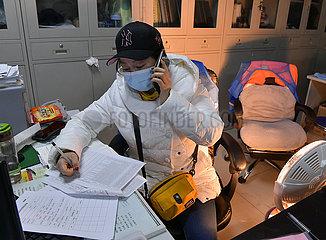 Xinhua Headlines: Wuhan combs communities to leave no coronavirus patient unattended
