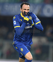 (SP) ITALY-VERONA-FOOTBALL-SERIE A-VERONA VS JUVENTUS