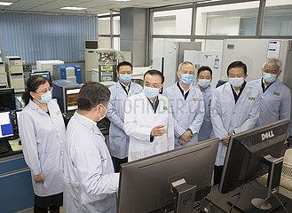 CHINA-BEIJING-LI KEQIANG-INSTITUTE OF PATHOGEN BIOLOGY-INSPECTION (CN)