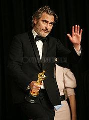 US-LOS ANGELES-OSCAR-Best Actor