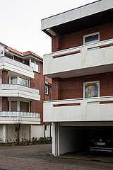 Apartmenthaus in St. Peter-Ording