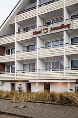 Hotel Strandburg in St. Peter-Ording