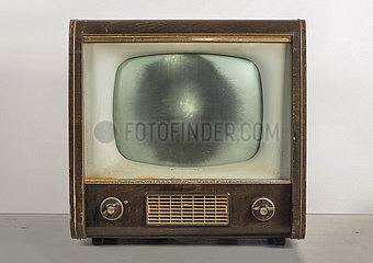 Fernseher Grundig  1954