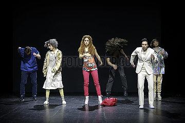 Maxim Gorki Theater MARIA