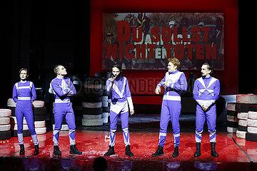 Maxim Gorki Theater DIE GERECHTEN