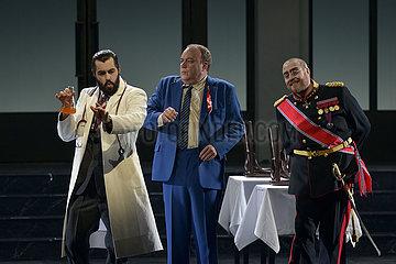 Deutsche Oper Berlin WOZZECK