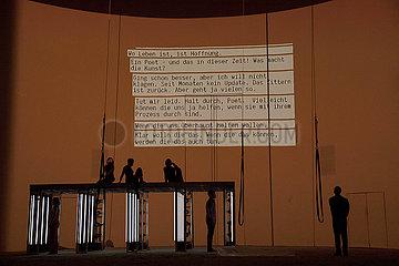 Deutsches Theater Berlin WELCHE ZUKUNFT?!