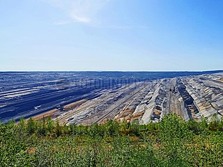 Braunkohletagebau Hambach | brown coal opencast mine Hambach