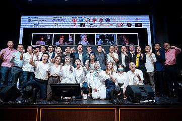 MALAYSIA-KUALA LUMPUR-SONG-SUPPORT-CHINA