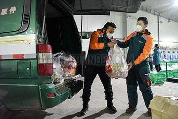 CHINA-XINJIANG-URUMQI-CHINA POST-NOVEL CORONAVIRUS (CN)