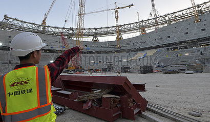 (SP)QATAR-DOHA-2022 FIFA WORLD CUP-MAIN STADIUM