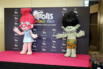 Photocall zum Spielfilm Trolls World Tour