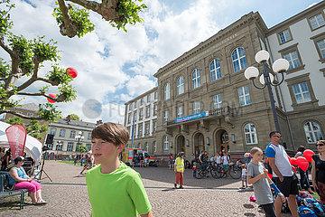 Wissenschaftsbuerger City Campus
