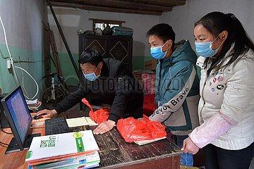 CHINA-JIANGXI-WANZAI-ONLINE CALSS-VILLAGE SCHOOL HEADMASTER (CN)