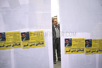 IRAN-TEHRAN-PARLIAMENTARY ELECTION
