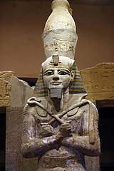 EGYPT-ASWAN-NUBIA MUSEUM