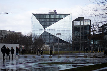 Cube Berlin  Smart Building