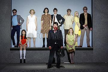 Berliner Ensemble KATZELMACHER