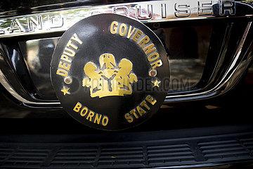 Deputy Governor Borno State