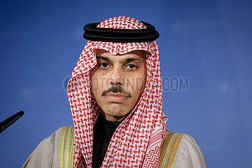 Prinz Faisal bin Farhan Al Saud