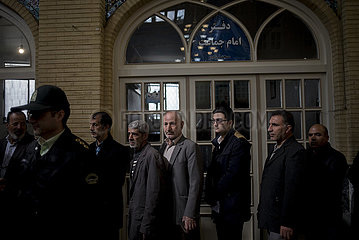 IRAN-TEHERAN-PARLIMENTARY ELECTION-VOTING