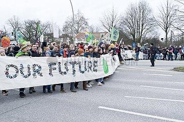 Fridays for Future  #HamburgWähltKlima