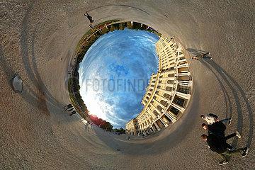 Panorama Wien Vienna