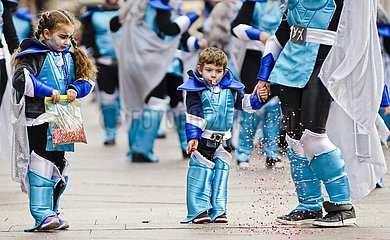 Karneval in Rijeka