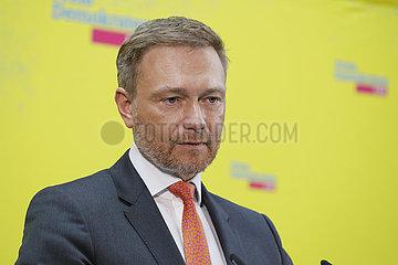 Pressekonferenz zum Thema: FDP - Auswirkungen der Buergerschaftswahl in Hamburg auf die Bundespolitik