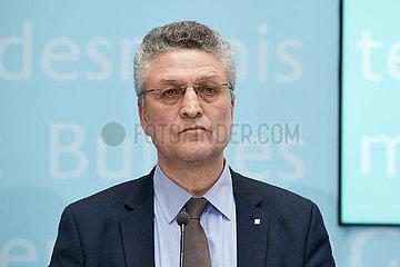 Berlin  Deutschland - Professor Lothar H. Wieler.