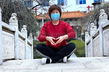 # CHINA-WUHAN-COVID-19-medizinische Mitarbeiter (CN)