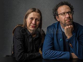 Mariette Rissenbeek  Carlo Chatrian