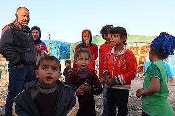 TÜRKEI-HATAY-Flüchtlingskrise