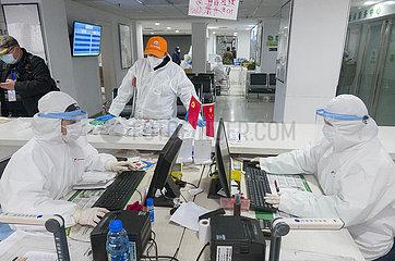 CHINA-HUBEI-WUHAN-disabled PERSON-FACILITATOR (CN)