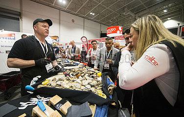KANADA-TORONTO-RESTAURANTS CANADA SHOW