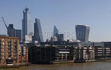 Walkie Talkie  London  England