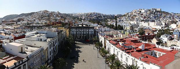 Panorama Gran Canaria