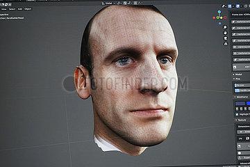 Avatar Emmanuel Macron