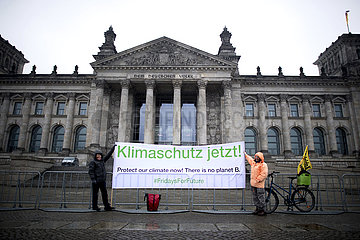 FridaysForFuture - Protest