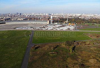Luftbild Berlin