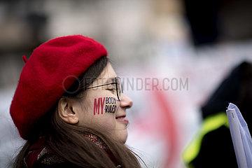 International Woman's Day Berlin