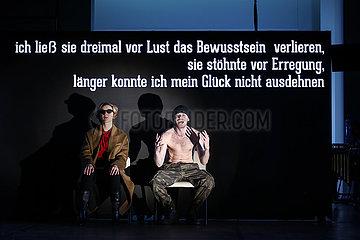 Deutsches Theater Berlin DECAMERONE