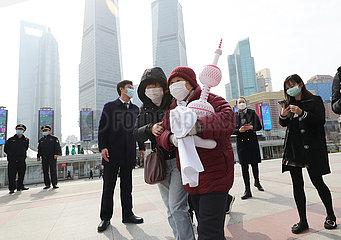 CHINA-SHANGHAI-LANDMARKS-REOPENING (CN)