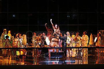 Deutsche Oper Berlin IL VIAGGIO A REIMS