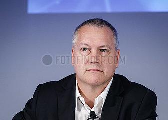 Andreas Schierenbeck  Vorstandsvorsitzender Uniper SE  Duesseldorf  Nordrhein-Westfalen  Deutschland  Europa