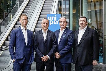 Vorstand Uniper SE  Duesseldorf  Nordrhein-Westfalen  Deutschland  Europa