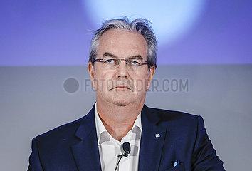 David Bryson  Vorstandsmitglied Uniper SE  Duesseldorf  Nordrhein-Westfalen  Deutschland  Europa