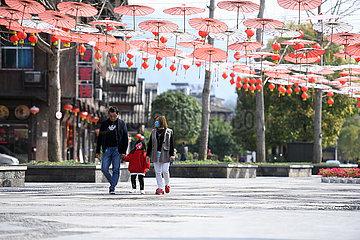 CHINA-CHONGQING-TOURIST ATTRACTION-REOPENING (CN)